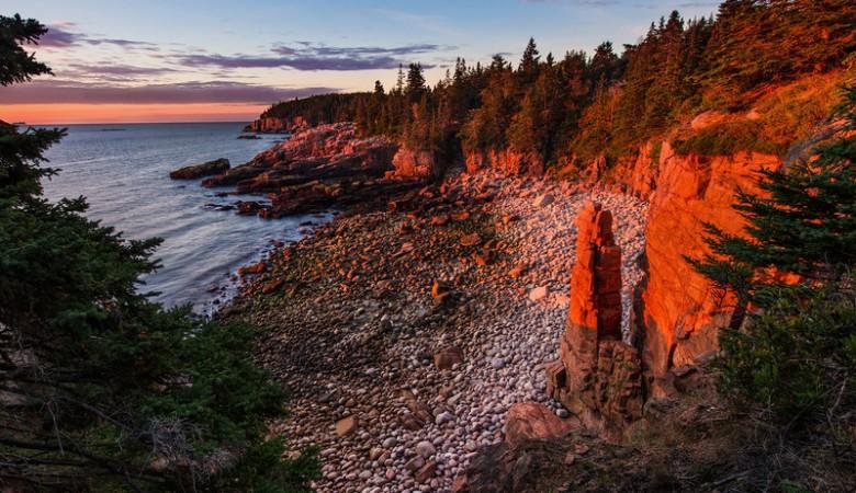 acadia-national-park-monument-cove-sunrise-L