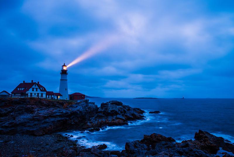 Portland Head Light Cape Elizabeth Maine Travel Caffeine