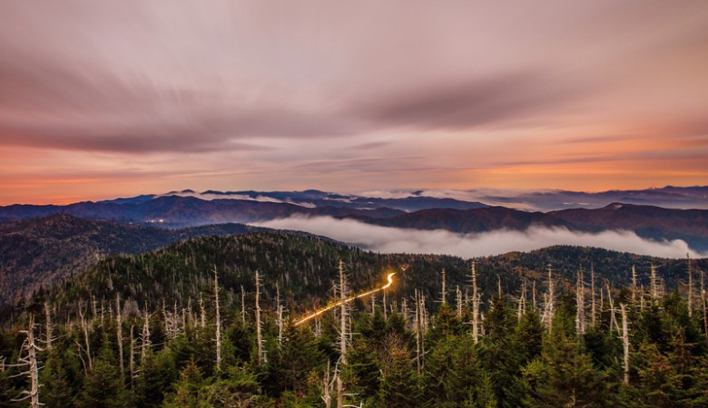 clingmans-dome-great-smoky-mountains-national-park-dawn-L
