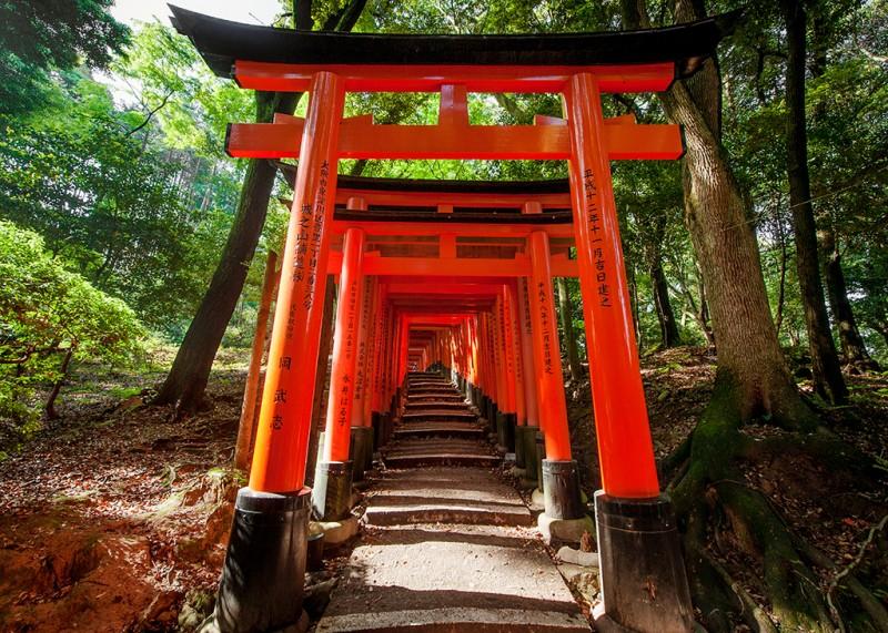 Uji Shrine - Kyoto, Japan