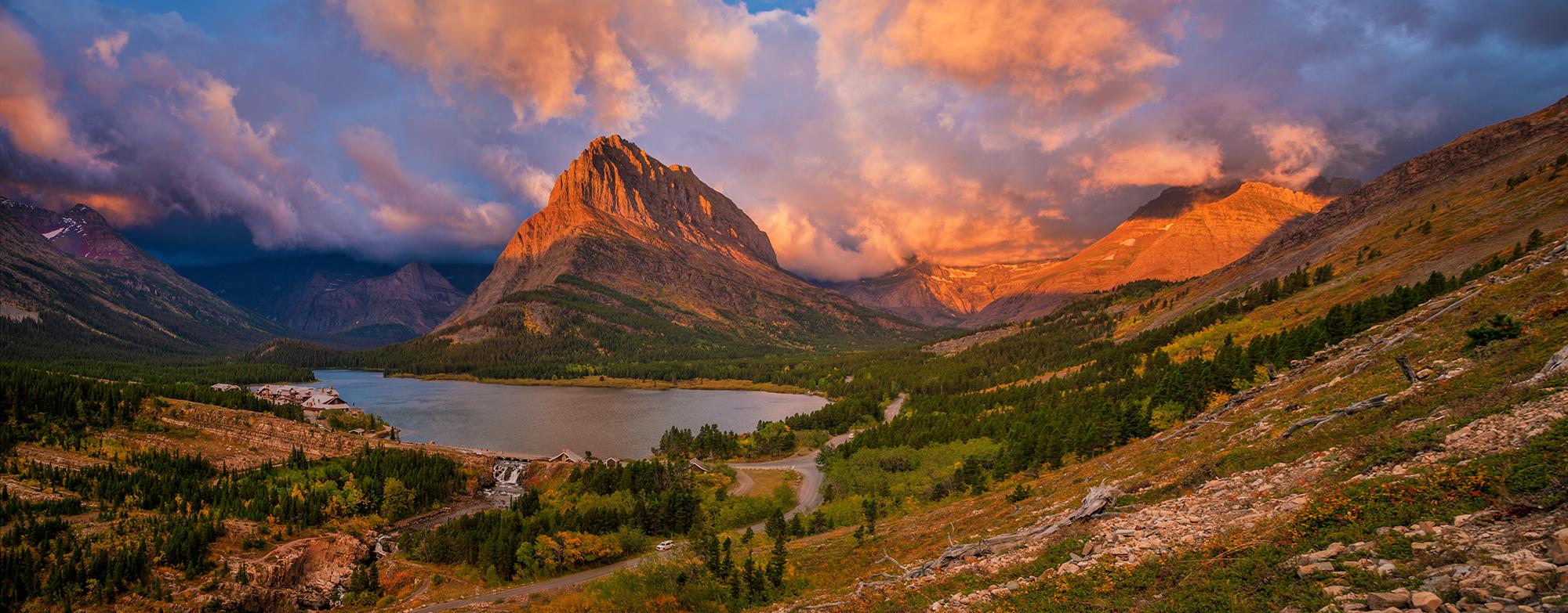 Glacier National Park Photos Travel Caffeine