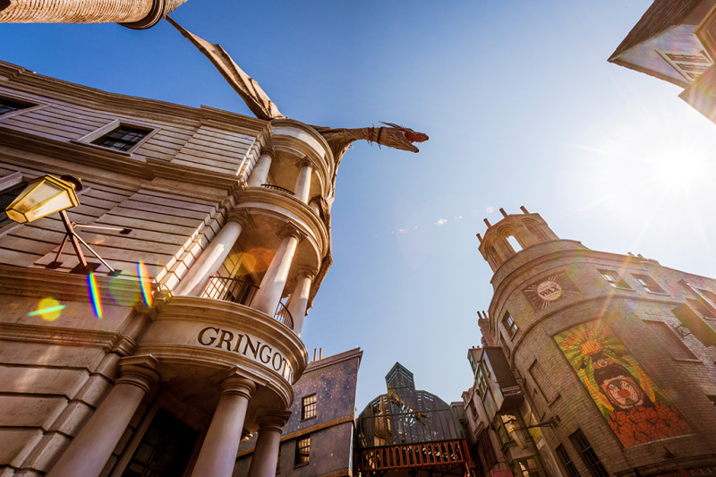 gringotts-early-morning-flare-diagon-alley