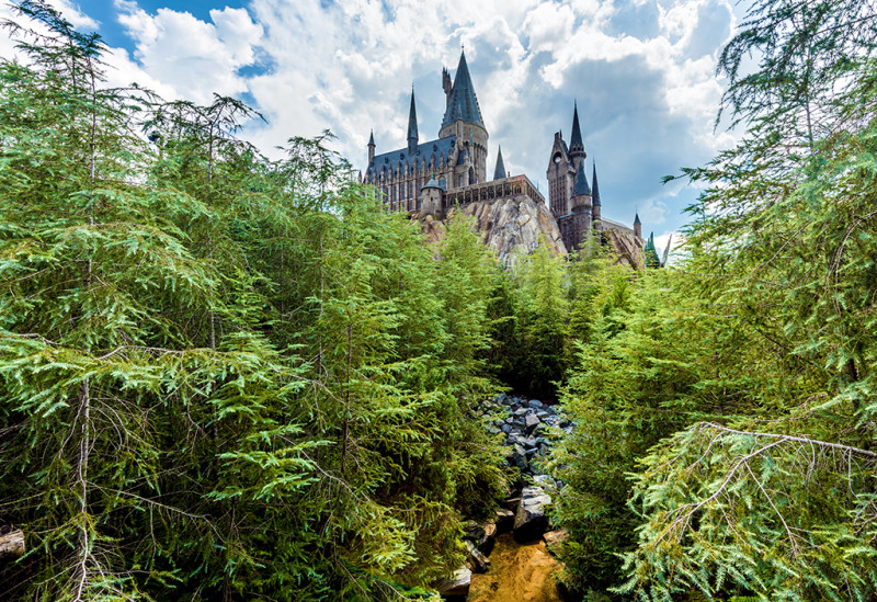 hogwarts-castle-trees-daytime-harry-potter