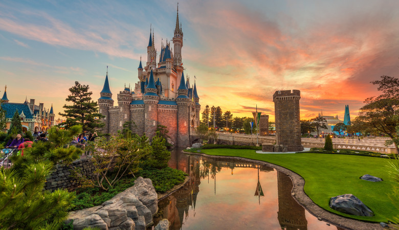 cinderella-castle-sunset-hdr copy