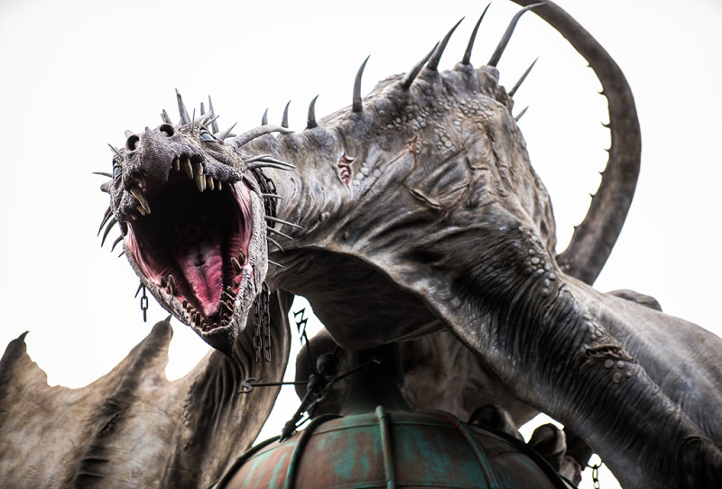 dragon-close-up-diagon-alley-harry-potter