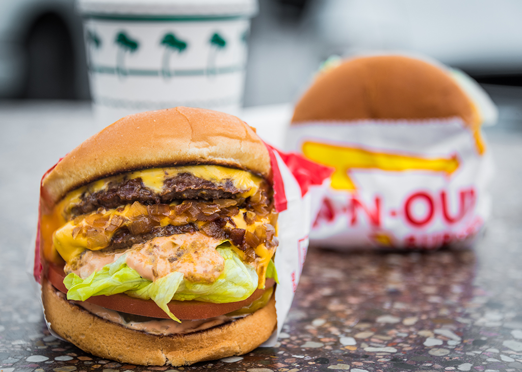 in out burger In-n-out burger is an american regional chain of fast food restaurants with  locations primarily in the american southwest and pacific coast it was founded in .