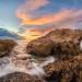 arch-rock-sunset-pearl-street-beach-laguna-beach-california