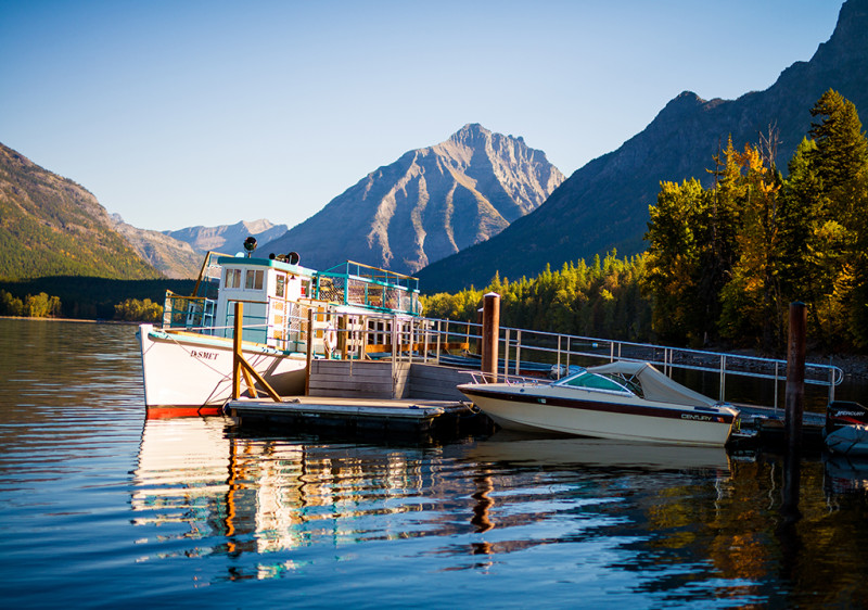 boat-dock-lake-mcdonald-lodge-glacier-national-park