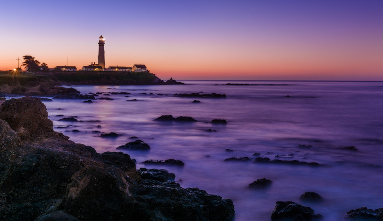 pigeon-point-lighthouse-dawn-water-california