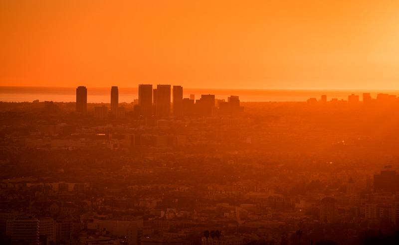 santa-monica-skyline-griffith-observatory