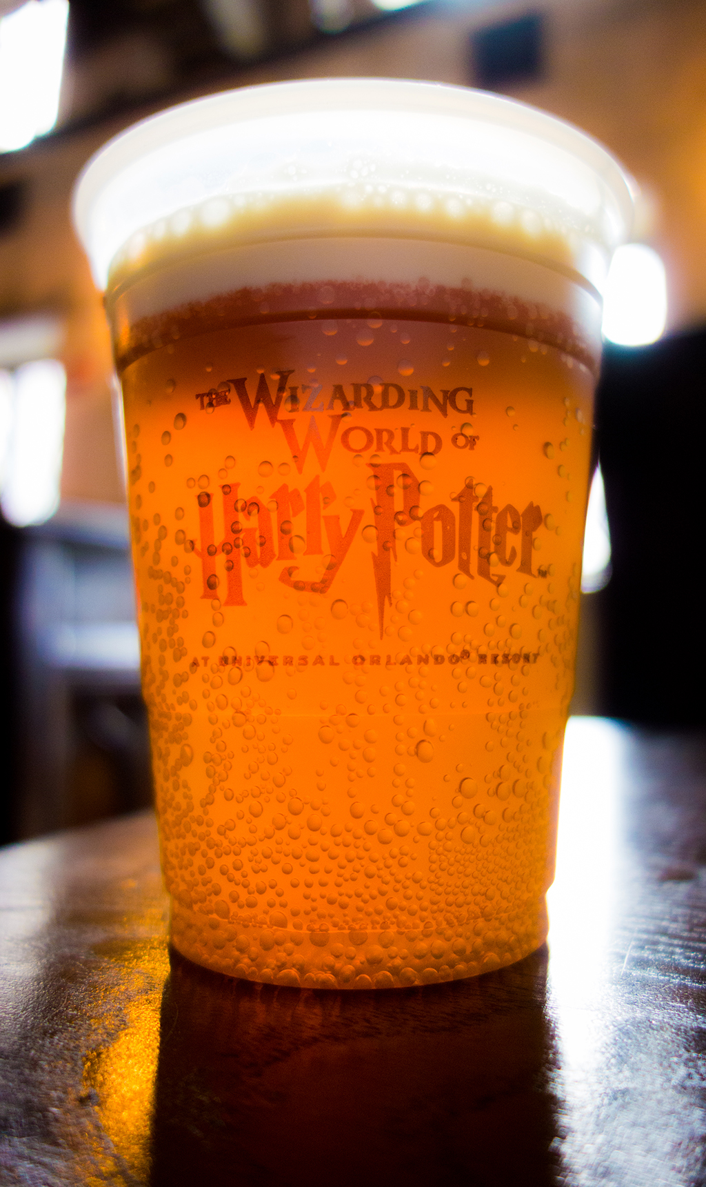 the wizarding world of butterbeer
