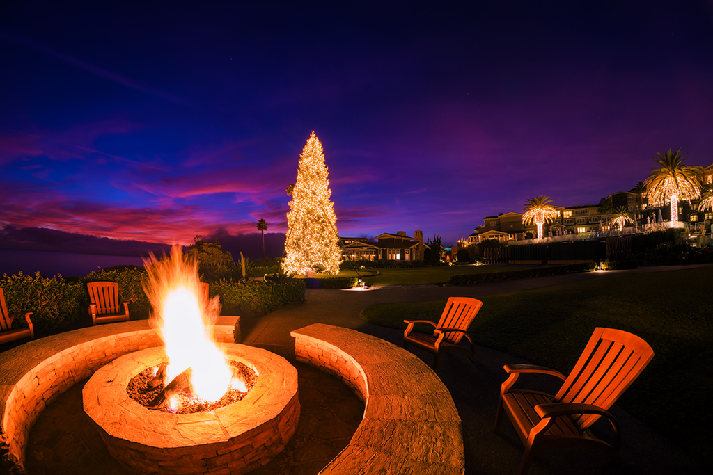 Colors Of Christmas At Montage Laguna Beach