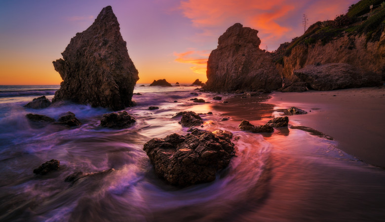 el-matador-beach-sunset-malibu-waves-bricker copy