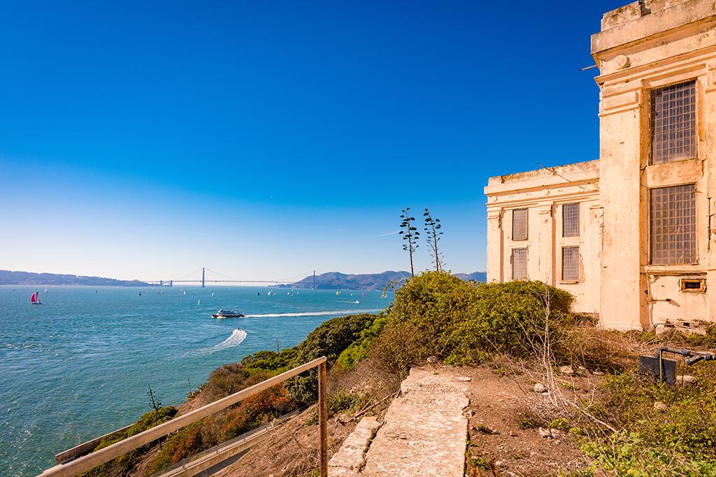 Alcatraz Sunset Tour