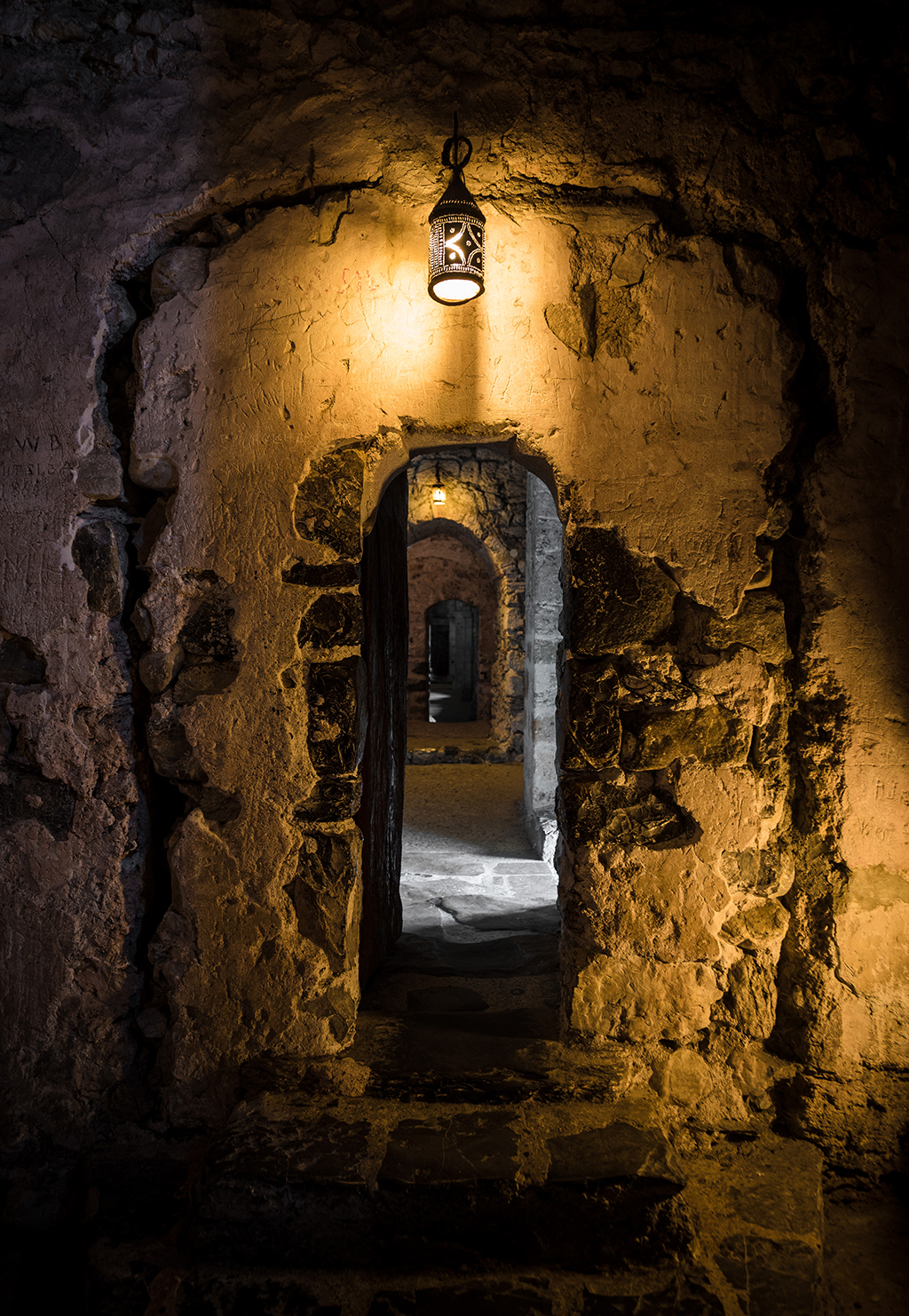 The Prisoner Of Chillon By Lord Byron