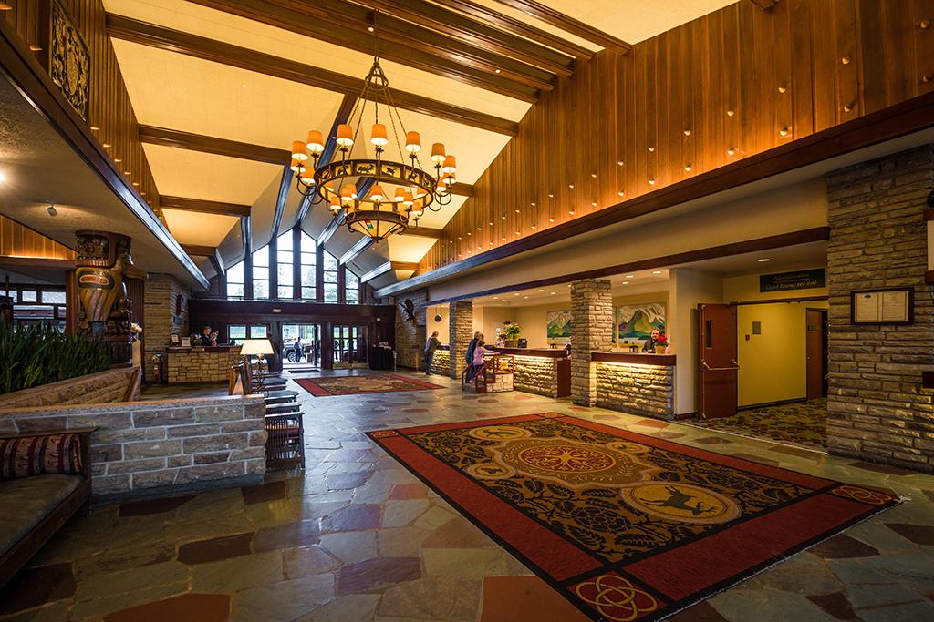 Hotel Jasper Park Lodge