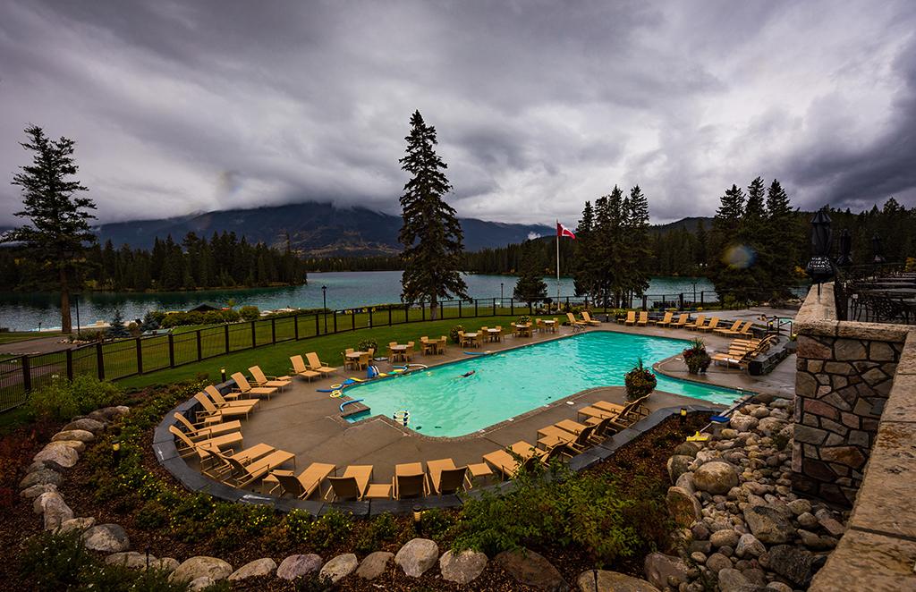 Fairmont Jasper Park Lodge Review Travel Caffeine