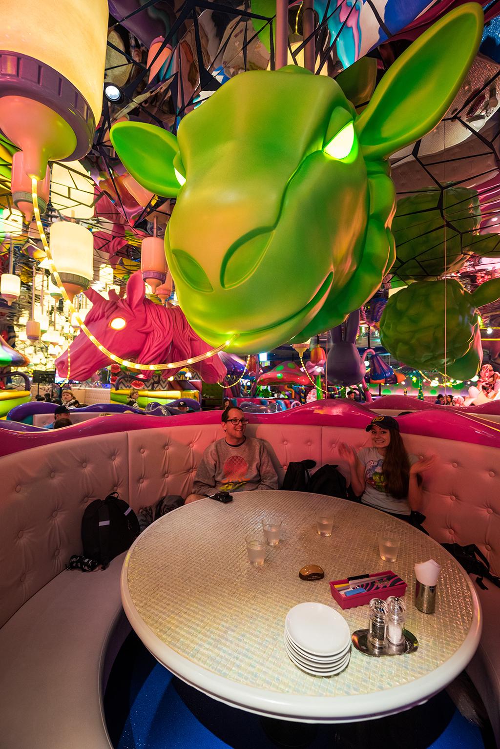 Kawaii Monster Cafe The Most Bizarre Restaurant In Harajuku