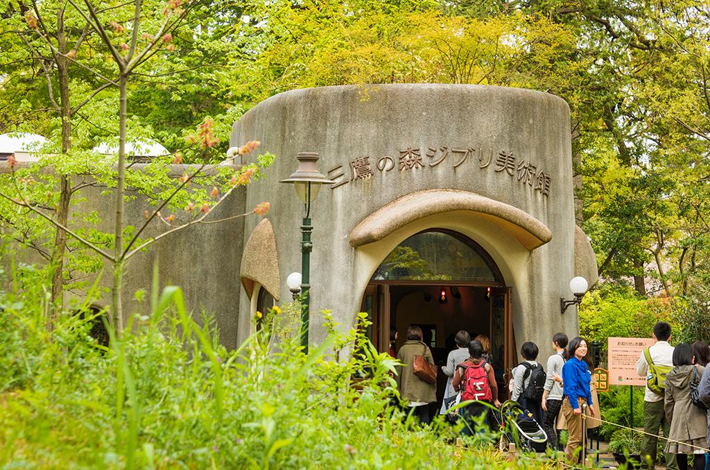 Ghibli Museum ile ilgili görsel sonucu