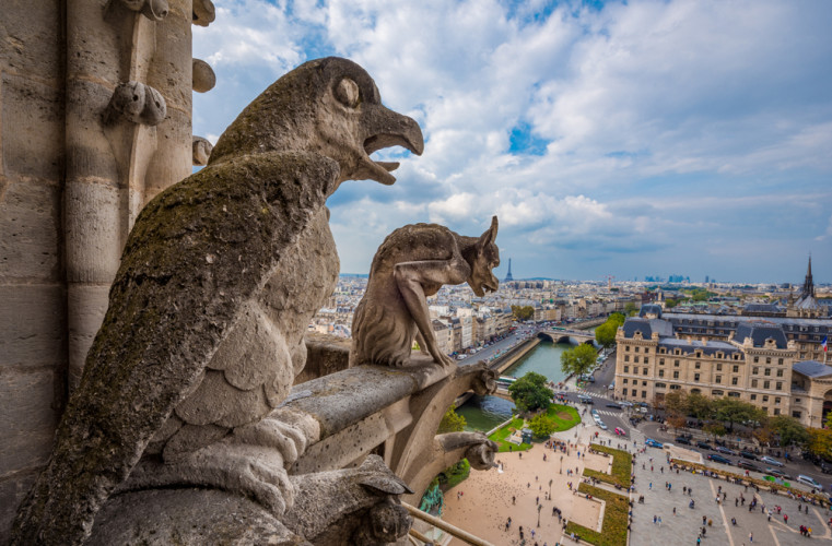gargoyles-wide-notre-dame-cathedral-paris-france-bricker