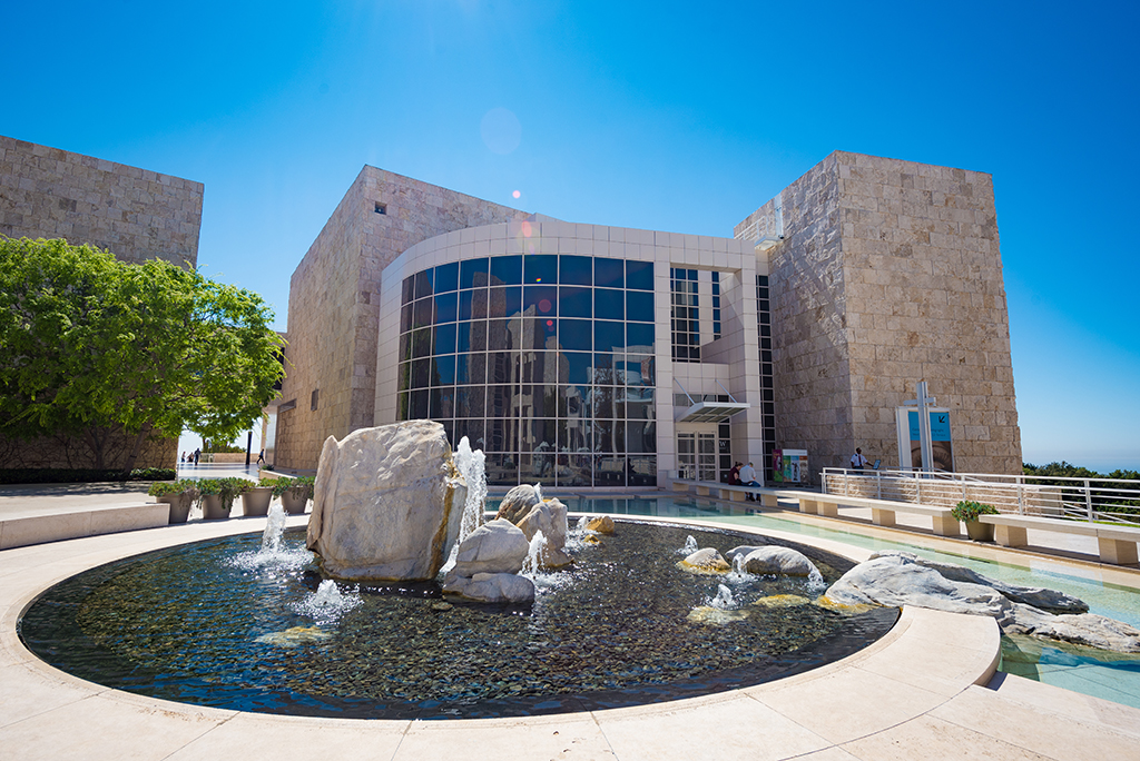 Image result for The Getty Center