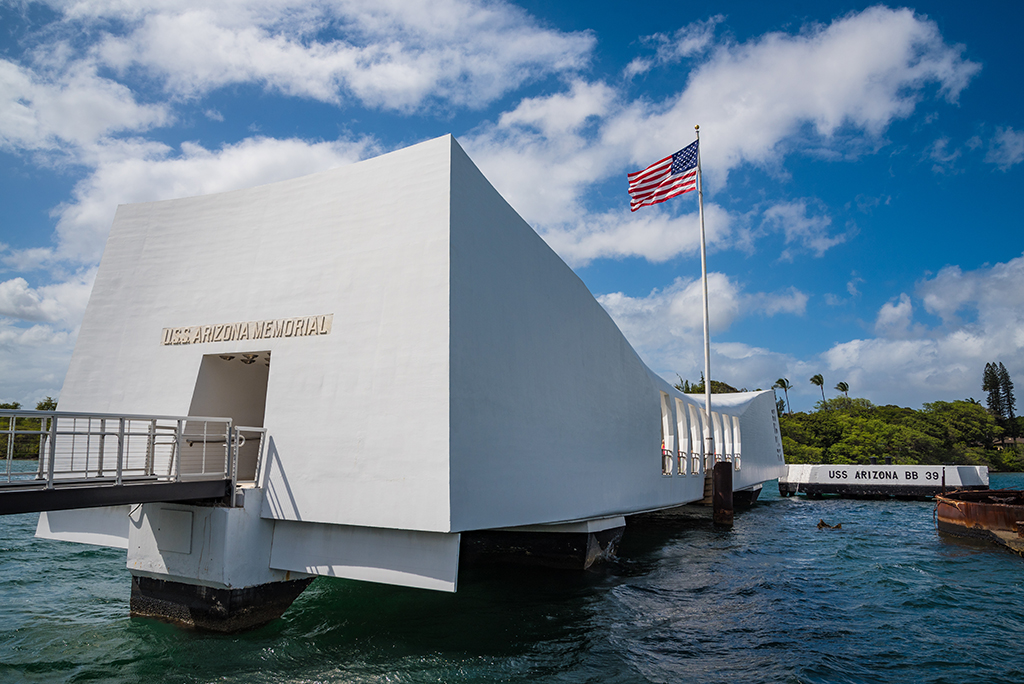 an discussion of the arizona memorial in pearl harbor Book your best pearl harbor tours now half day pearl harbor tours & tickets including uss a rizona tour are offered every day of the year, with the exception of pearl harbor day (december 7), thanksgiving day, christmas day, and new years day.