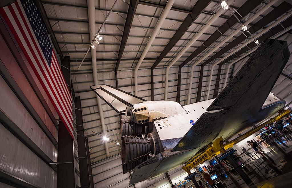 space shuttle endeavour california science center - photo #45