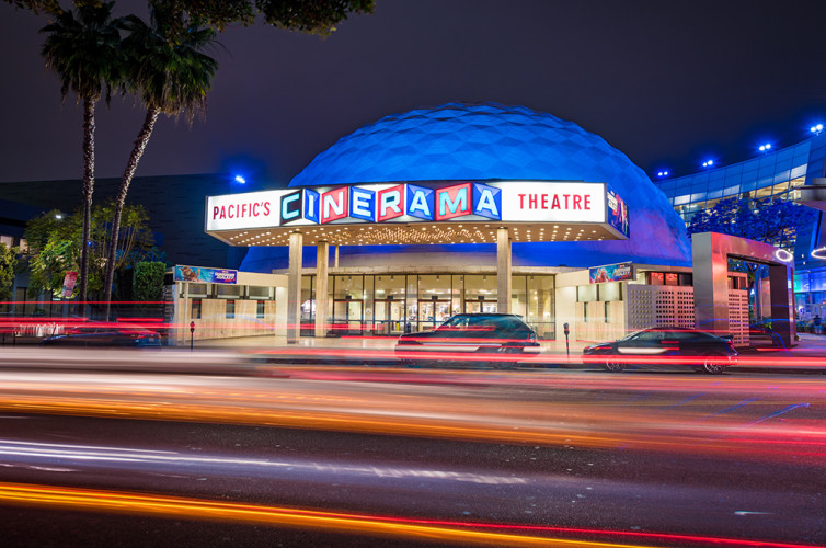 pacific-cinerama-dome-arclight-cinema-hollywood-sunset-los-angeles-california
