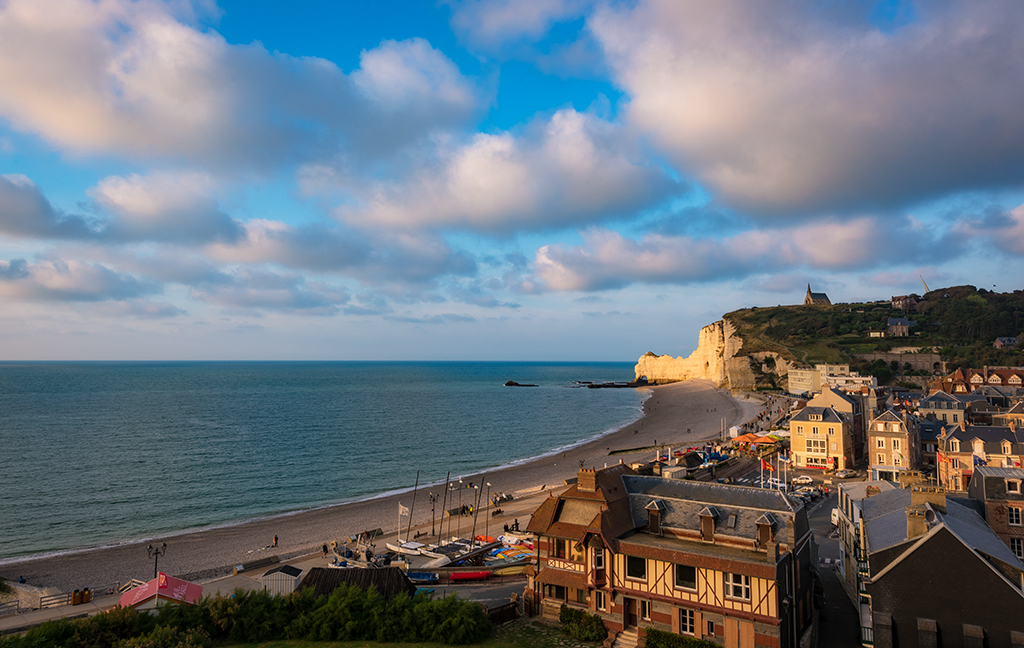 High Quality ... Étretat Is Has Everything You Could Want From A Small Coastal Town In  France: Charm, Breathtaking Vistas, Intimate Bed U0026 Breakfasts, And Of  Course, ...