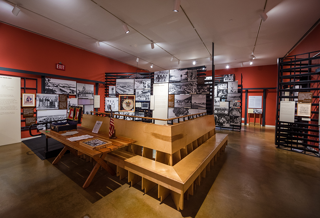 Japanese American National Museum Interior