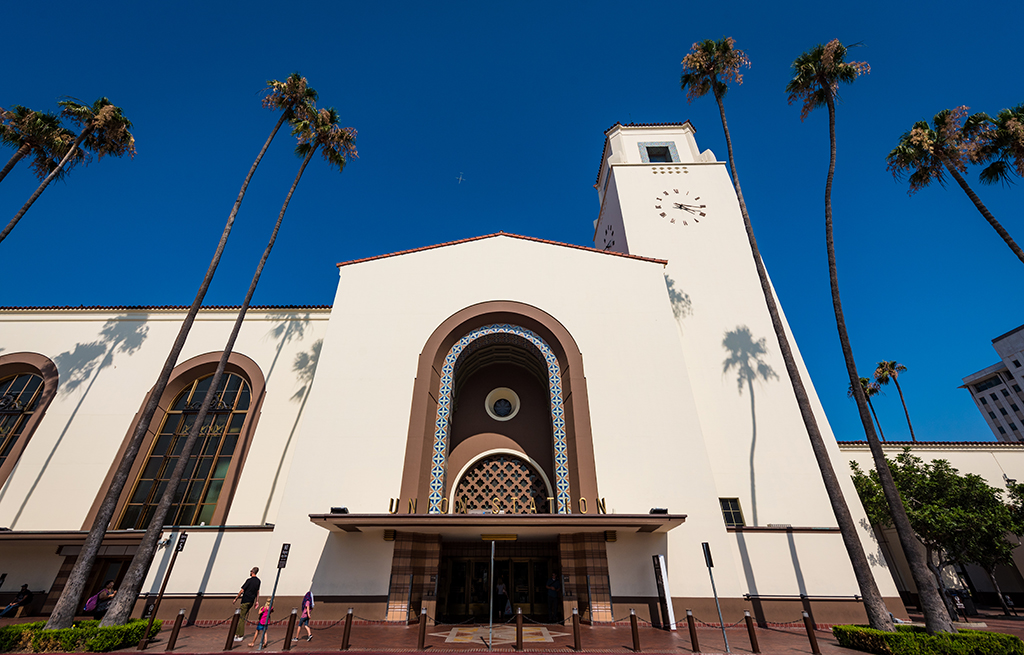 Best places to take pictures in downtown los angeles