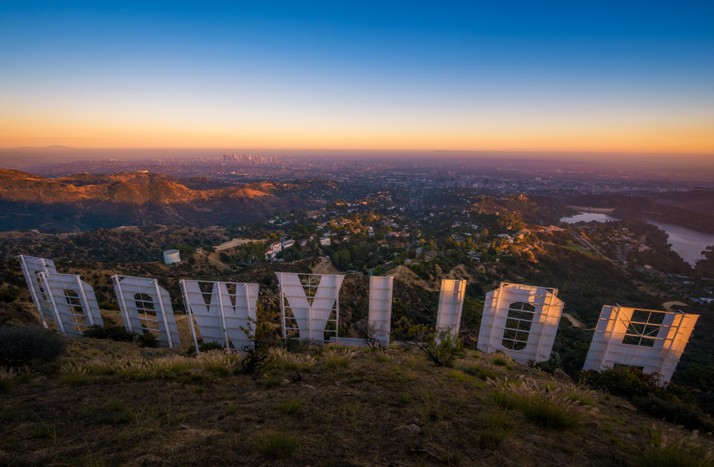 Tips for hiking to the hollywood sign travel caffeine for How much to park at lax