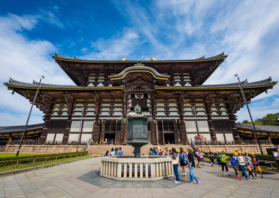 Todaiji Temple Review & Tips - Travel Caffeine