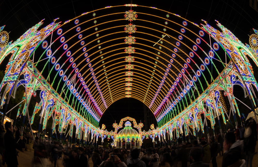 Kobe Luminarie: Wow-Inducing Winter Illumination in Japan - Travel ...