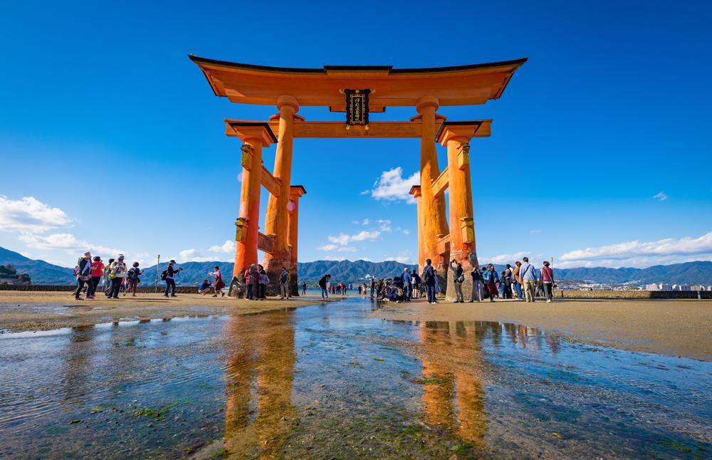 Miyajima Island Japan Fall Trip Report Travel Caffeine