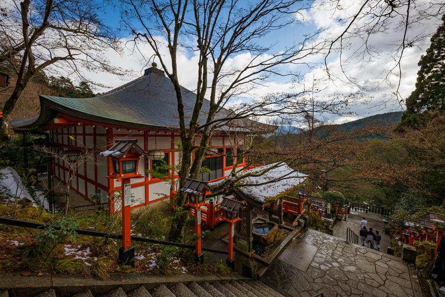 Kurama dera temple info tips review travel caffeine kurama dera temple info tips review spiritdancerdesigns Gallery