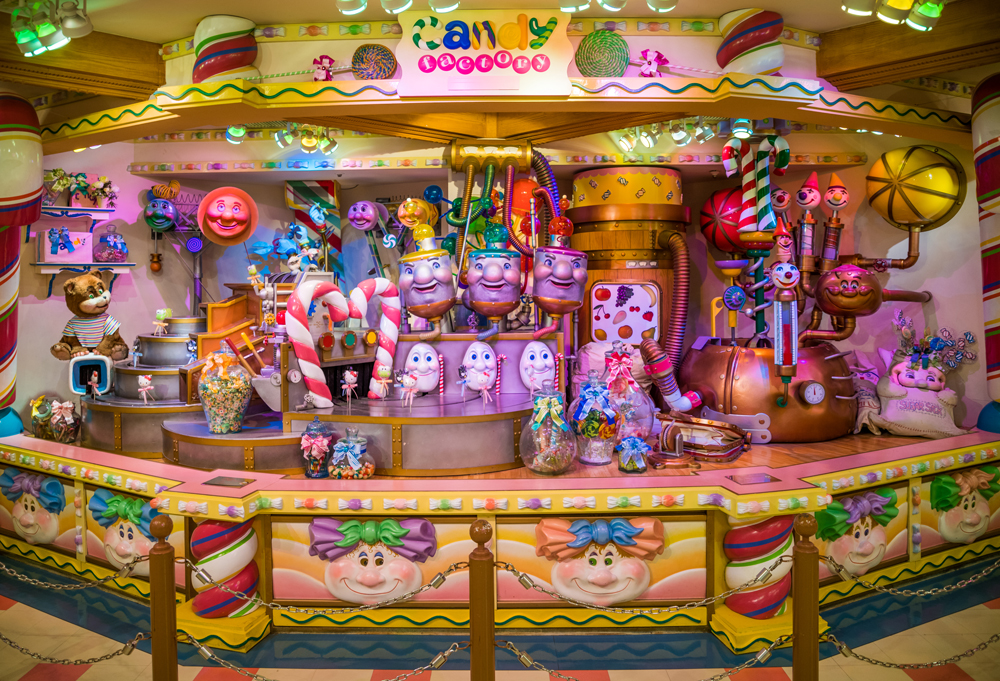 """8739e86c6 While we don't really """"get"""" Hello Kitty and aren't fans of the other  characters, we are theme park enthusiasts."""
