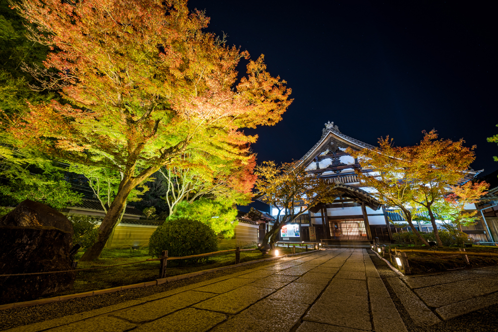 「Kodaiji temple autumn」の画像検索結果