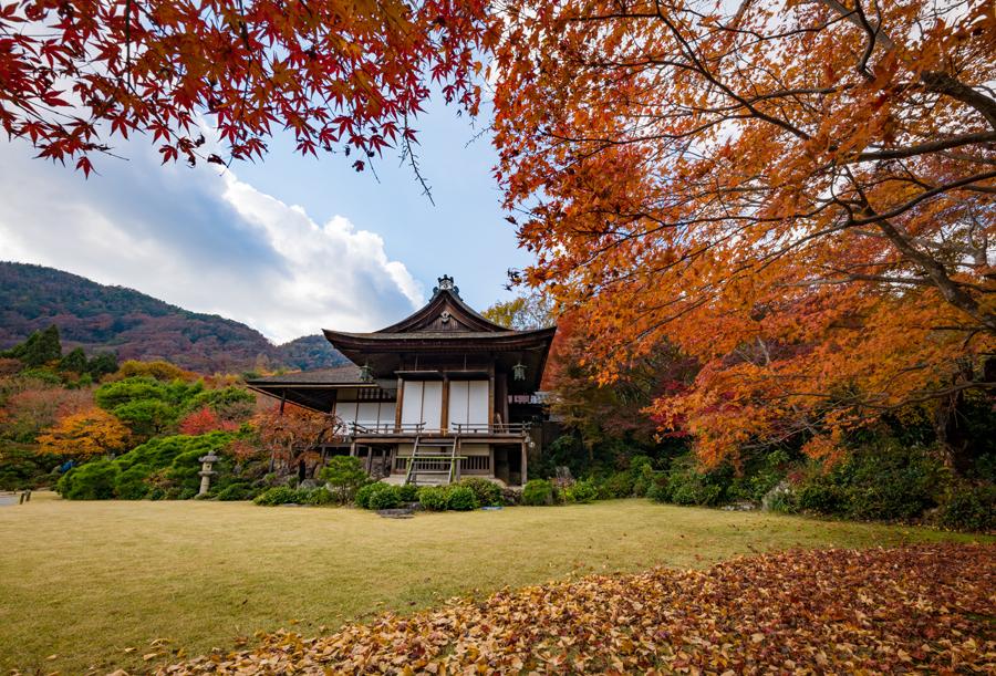 Okochi Sanso Villa Gardens