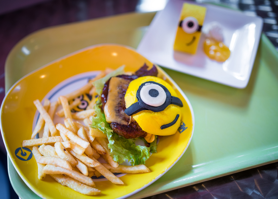 Minions The Duffy Of Universal Studios Japan Travel