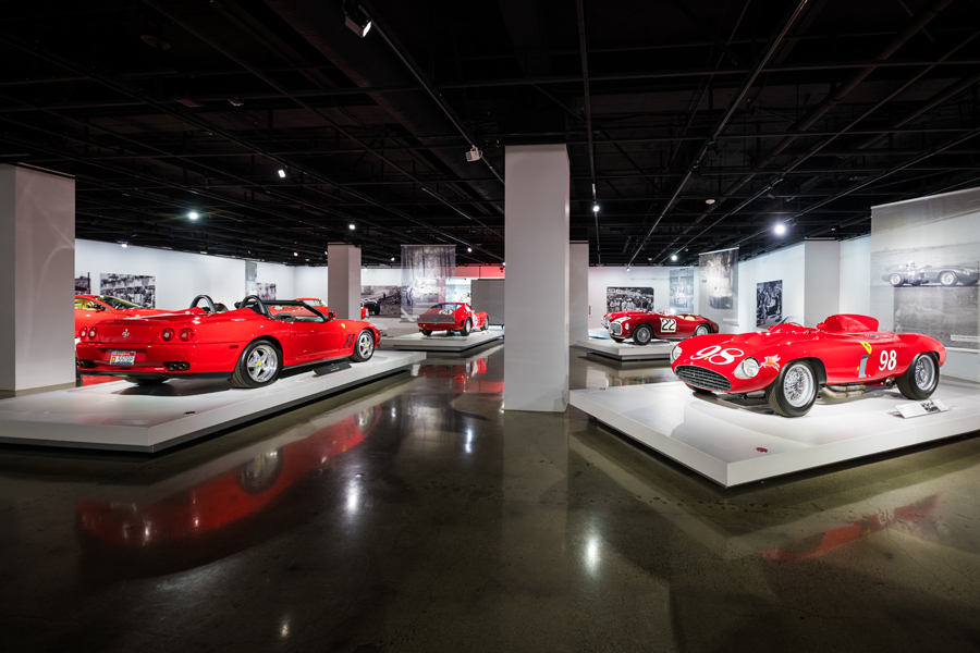 Museum Of Cars Los Angeles