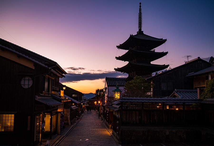 2 day kyoto highlights itinerary travel caffeine
